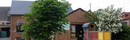 L'école de Louvignies-Quesnoy