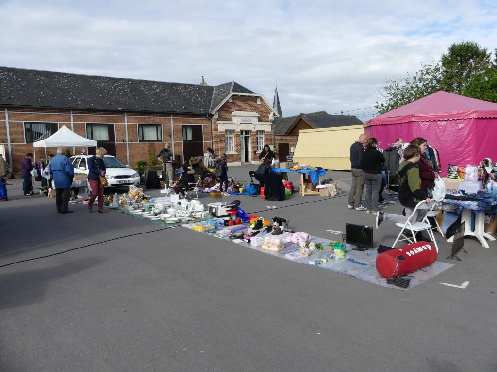 brocante Louvignies Quesnoy 2017