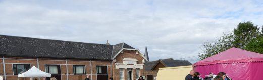 La brocante 2017 de Louvignies-Quesnoy