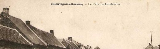 C'était comment avant ? Louvignies-Quesnoy ?